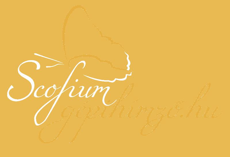 Scofium Gépihímző.hu logo