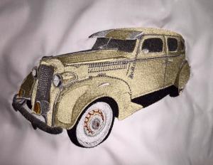 Oldtimer autó